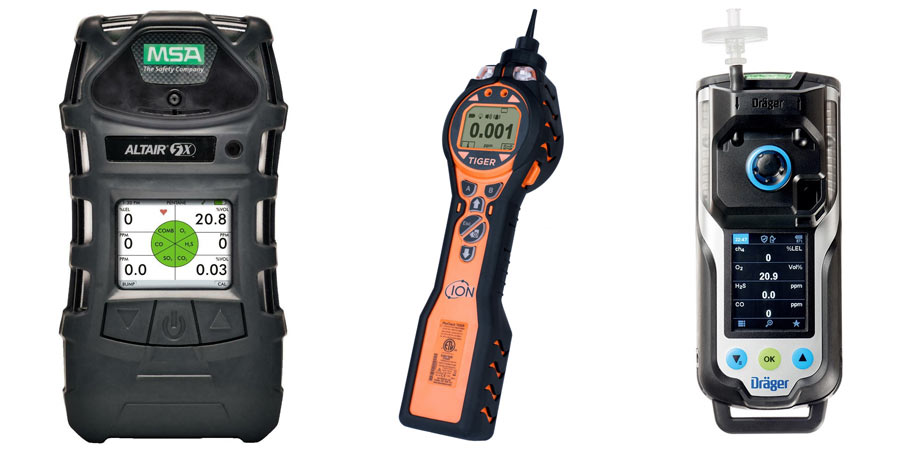 Portable gas detection products