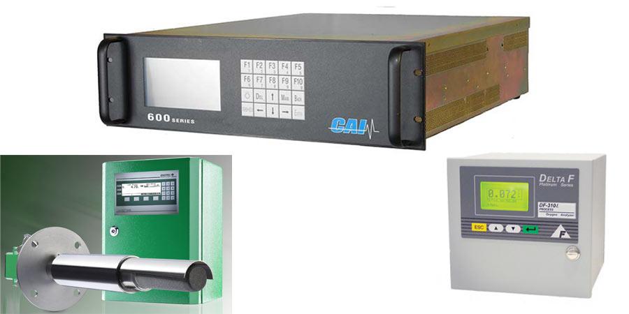 Process Gas Analyzer systems
