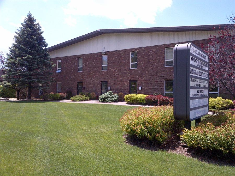 Vanguard Controls, Inc. Facility in Flanders, NJ